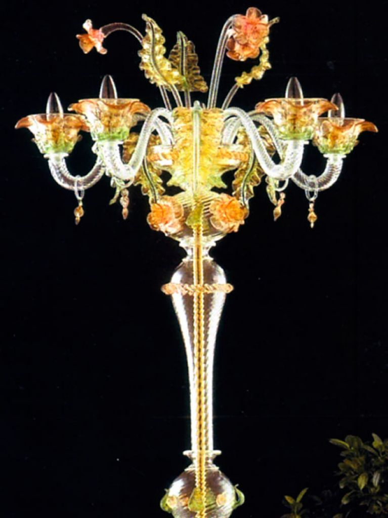 Lampadari in Swarovsky